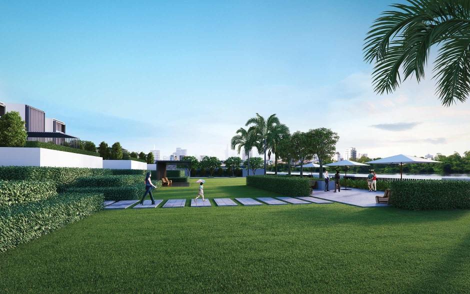 Tổng quan dự án Holm Villas Thảo Điền quận 2