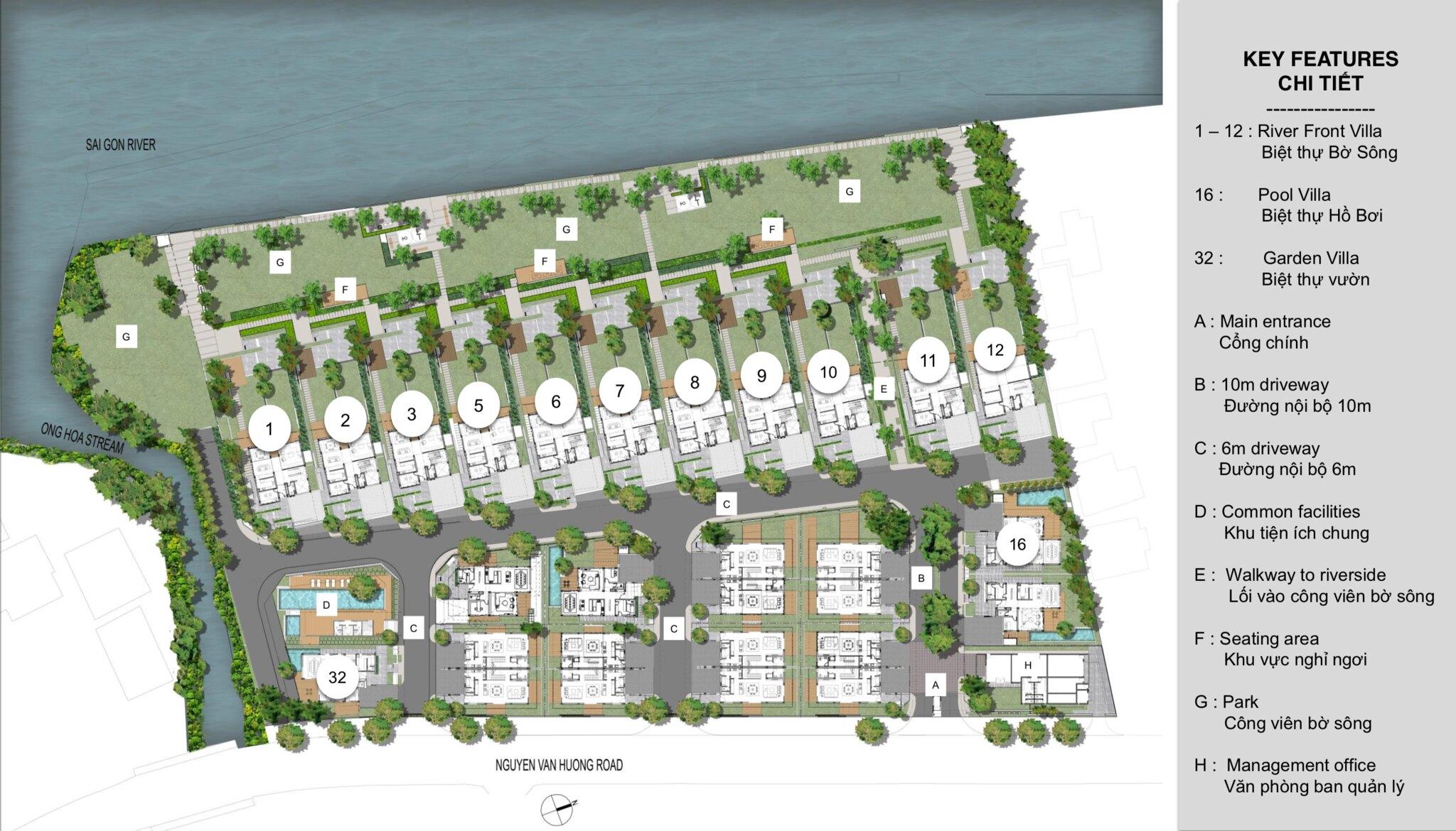 Holm Villas Thảo Điền quận 2 – Biệt thự siêu sang đẳng cấp thượng lưu 3