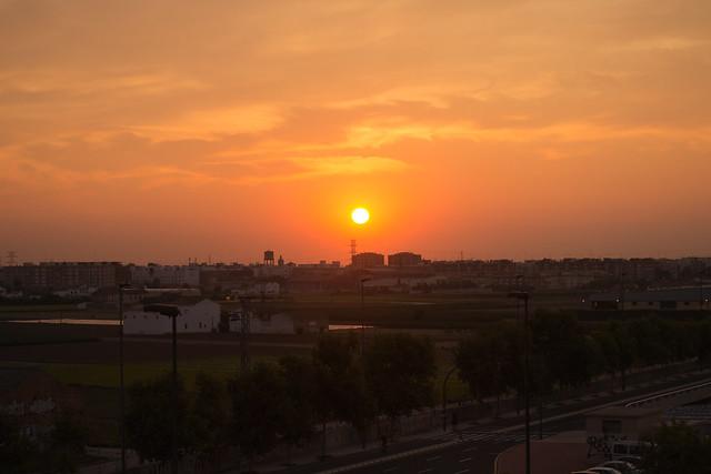 Amanecer en Valencia 08