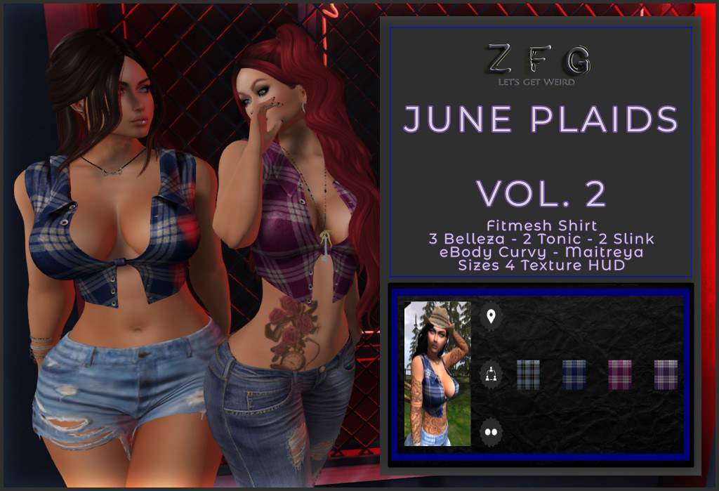 {zfg} june plaids vol 2