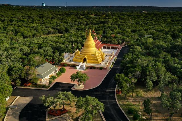 Sitagu Buddha Vihara, Austin