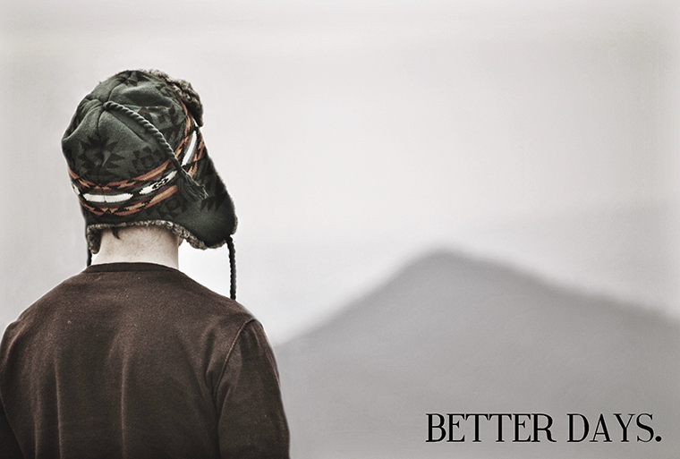 Wisdom #77 Better Days