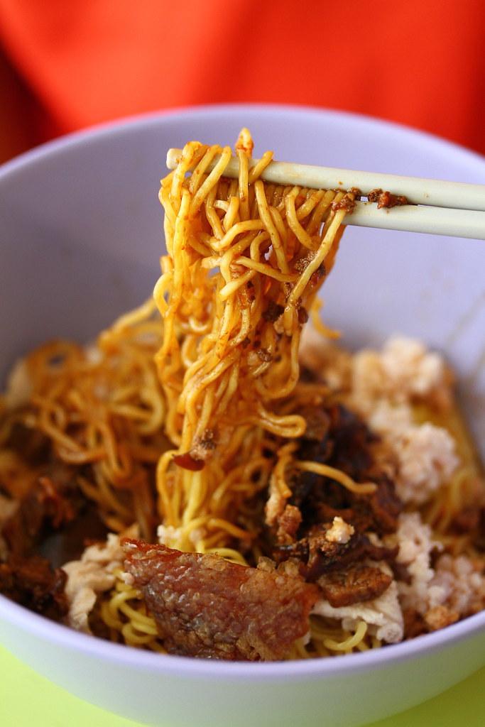 Ah Kow Minced Pork Noodle Close