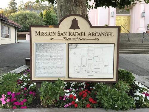 Mission San Rafael Arcangel