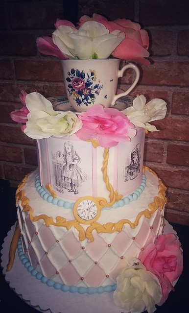 Cake by Hollywood's Cakery