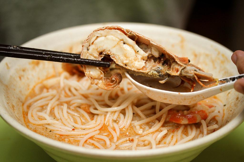 Trishaw Road Laksa Seafood