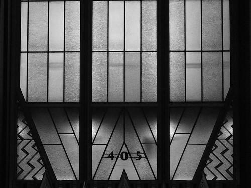A17810 / chrysler building detail