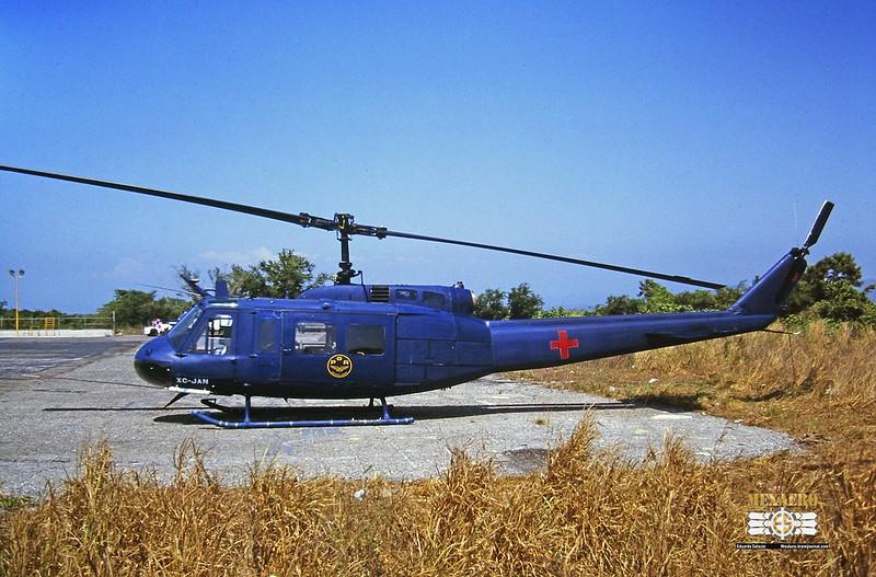 Procuraduría General de la República / Bell 205 / XC-JAN
