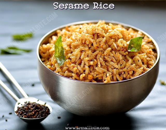 Til Rice Recipe
