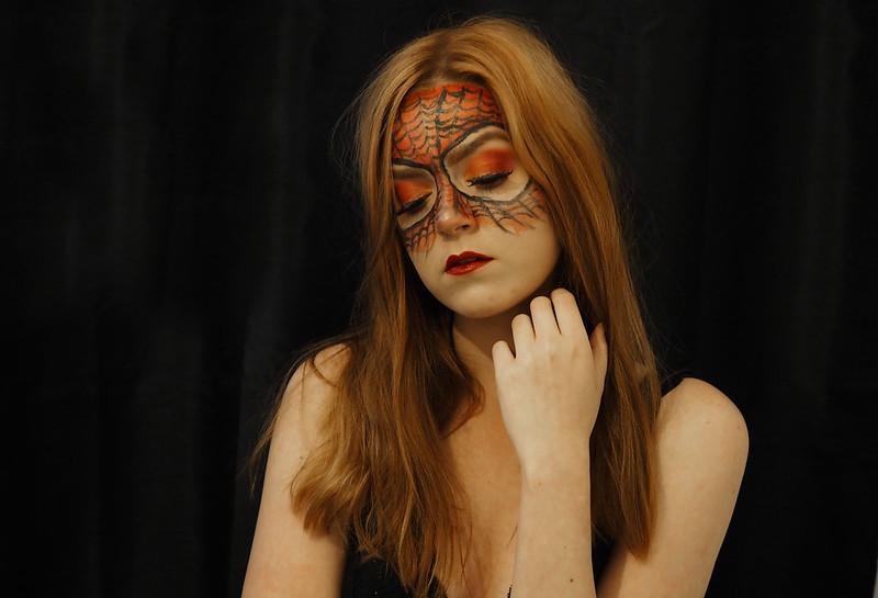 Spiderman maskeeraus