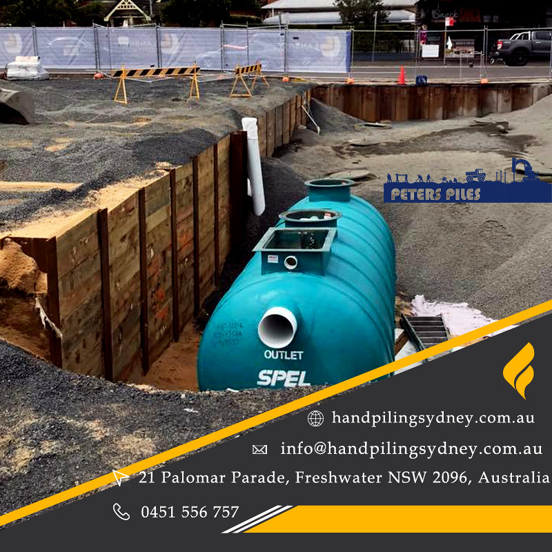 Piering Services Sydney | Peters Piles Australia