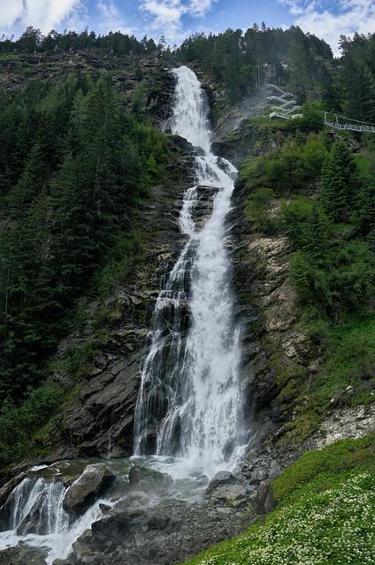 Stuibenfall - Ötztal, Tirol
