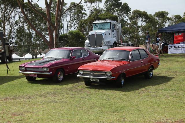Ford Capri GT, Holden LC Torana GTR XU-1
