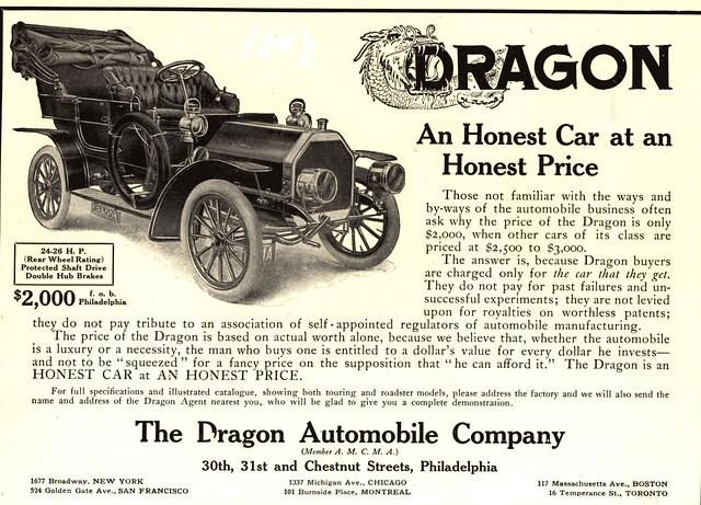1907 Dragon
