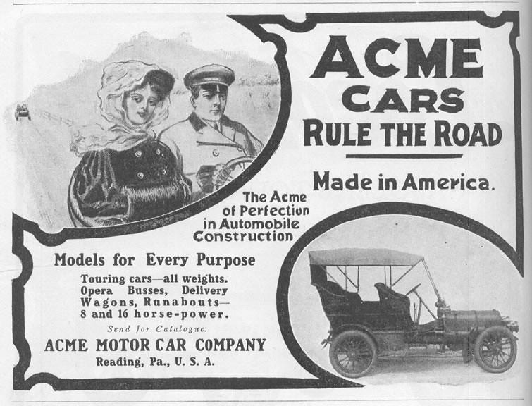 1905 Acme