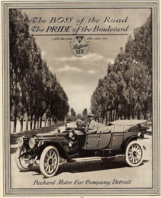 1912 Packard Six