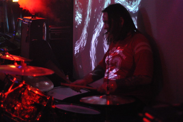 Technicolor Blood at House of Targ