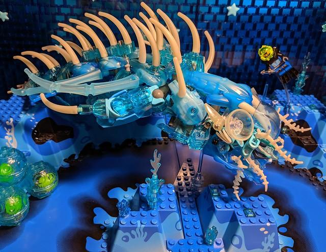 Neptunian Leviathan