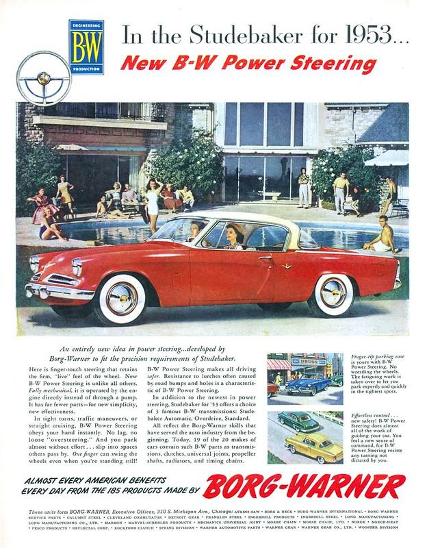 Borg-Warner 1953