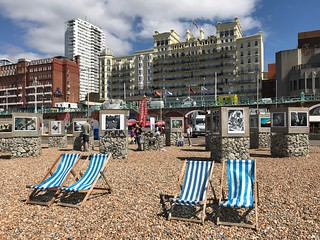 Brighton&Hove Camera Club Seafront Exhibition 2019