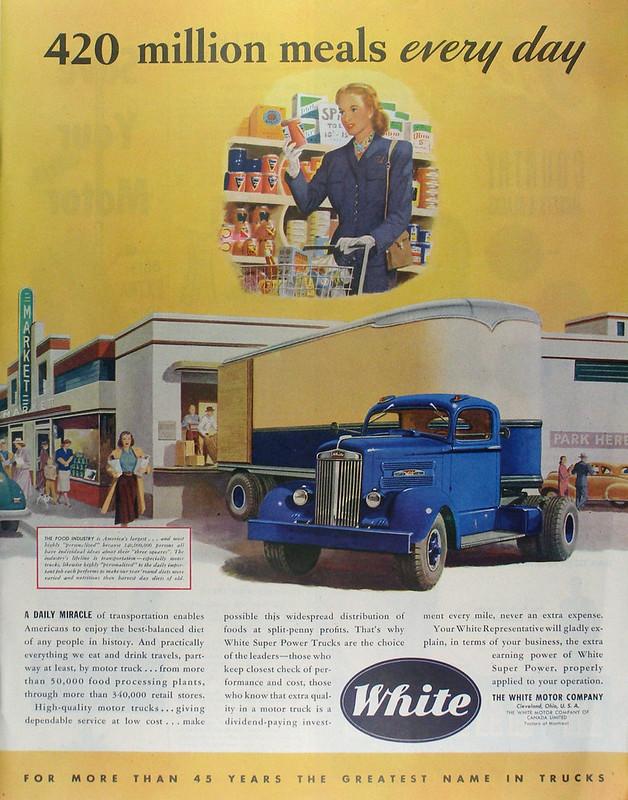 1947 White