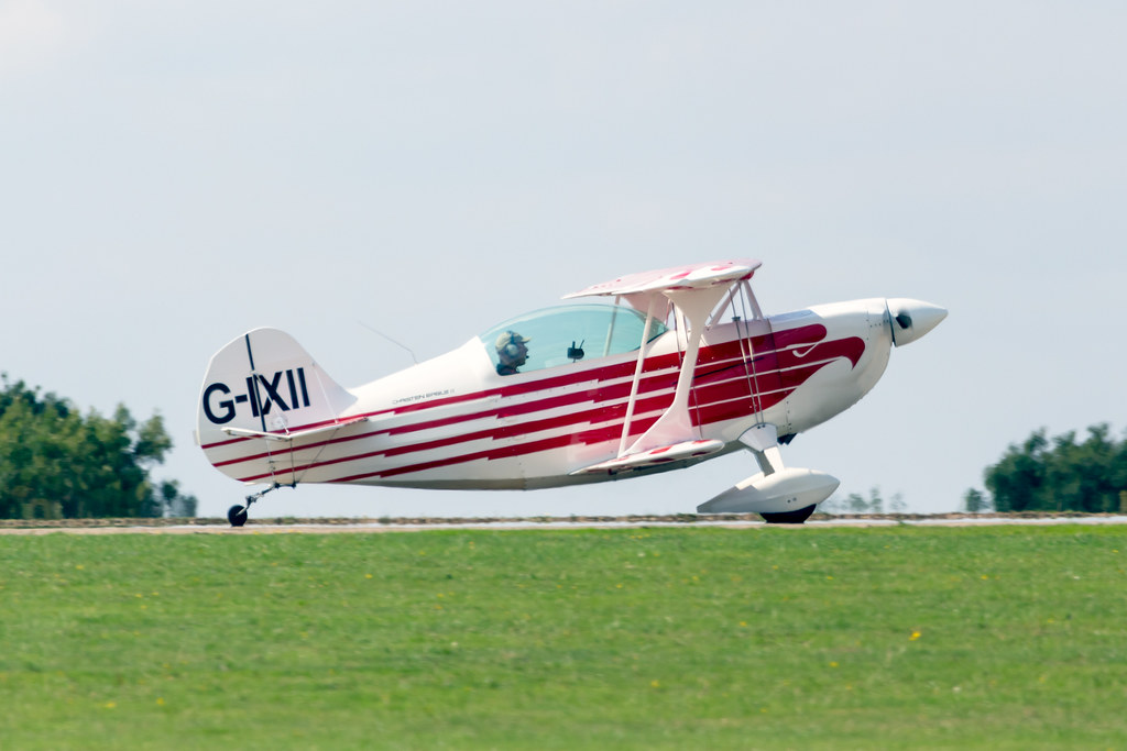 G-IXII Christen Eagle - LAA Rally Sywell