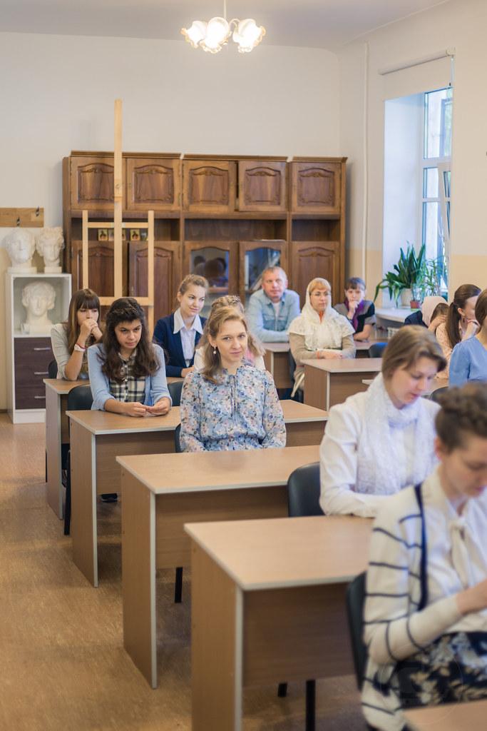 5 июля 2019, Результаты вступительных эзкаменов: иконописное отделение, магистратура / 5 July 2019, Entrance exam results for Masters program & for Icon Department