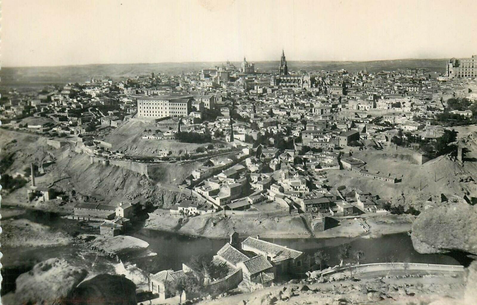 Toledo hacia 1950