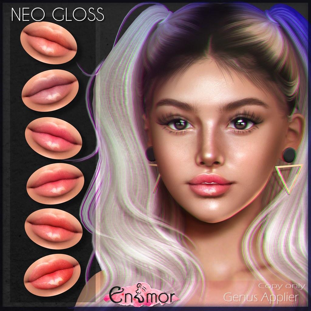 *Enamor*  Neo Gloss for Genus - TeleportHub.com Live!