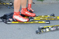 Vyzkoušejte jízdu na kolečkových lyžích při Efisan Skiroll Classics