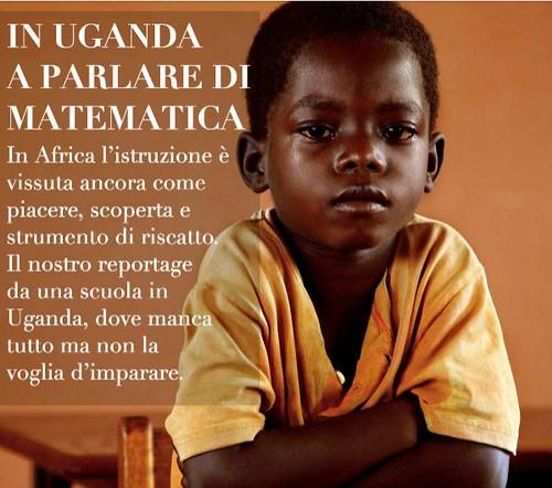 In Uganda a parlare di Matematica