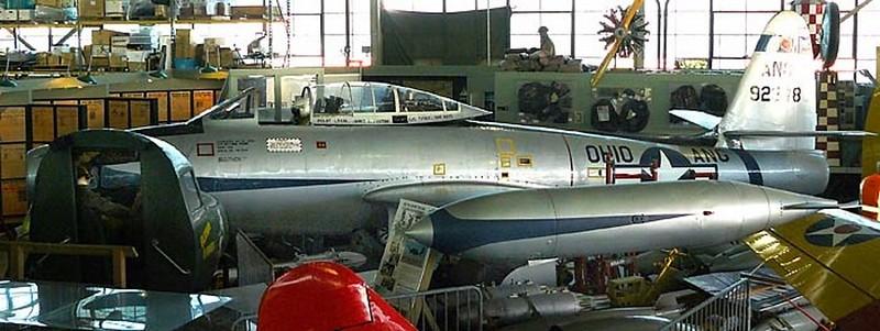 共和国的F-84Thunderjet2