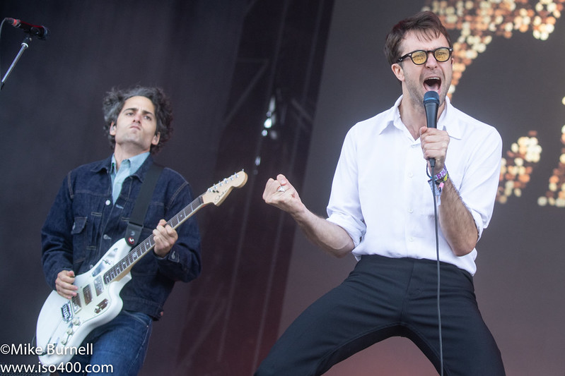 Vaccines Glastonbury 2019 pic by Mike Burnell-7823