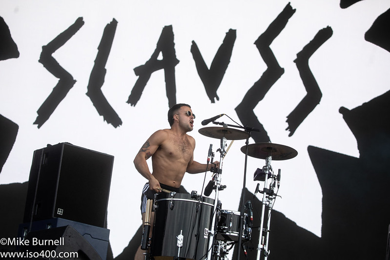 Slaves Glastonbury 2019 pic by Mike Burnell-9255