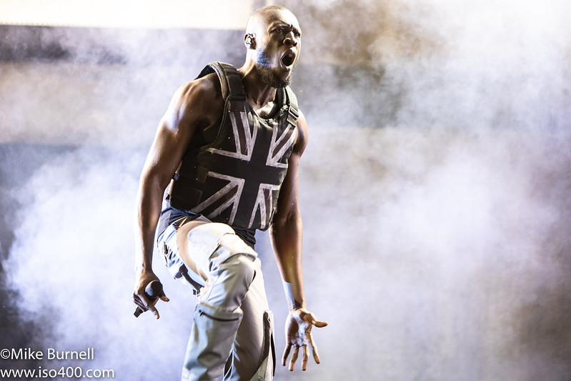 Stormzy Glastonbury 2019 pic by Mike Burnell-8602