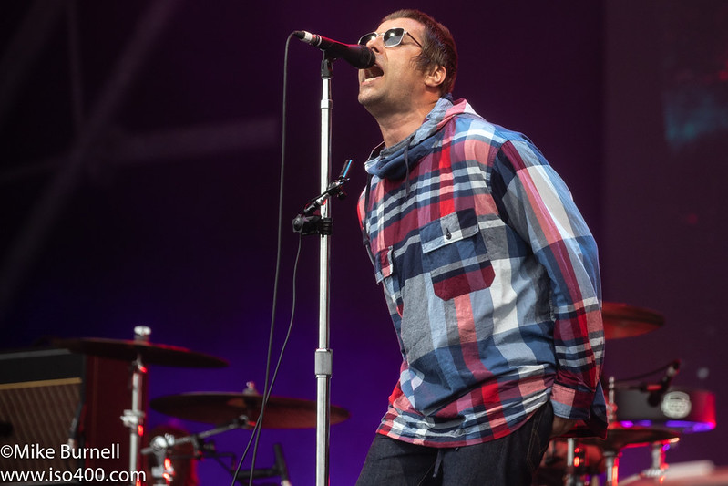 Liam Gallagher Glastonbury 2019 pic by Mike Burnell-9116