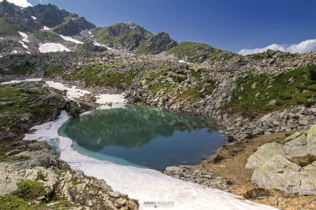 Lago di Variola Alto - Alta Val Bognanco (Italy)