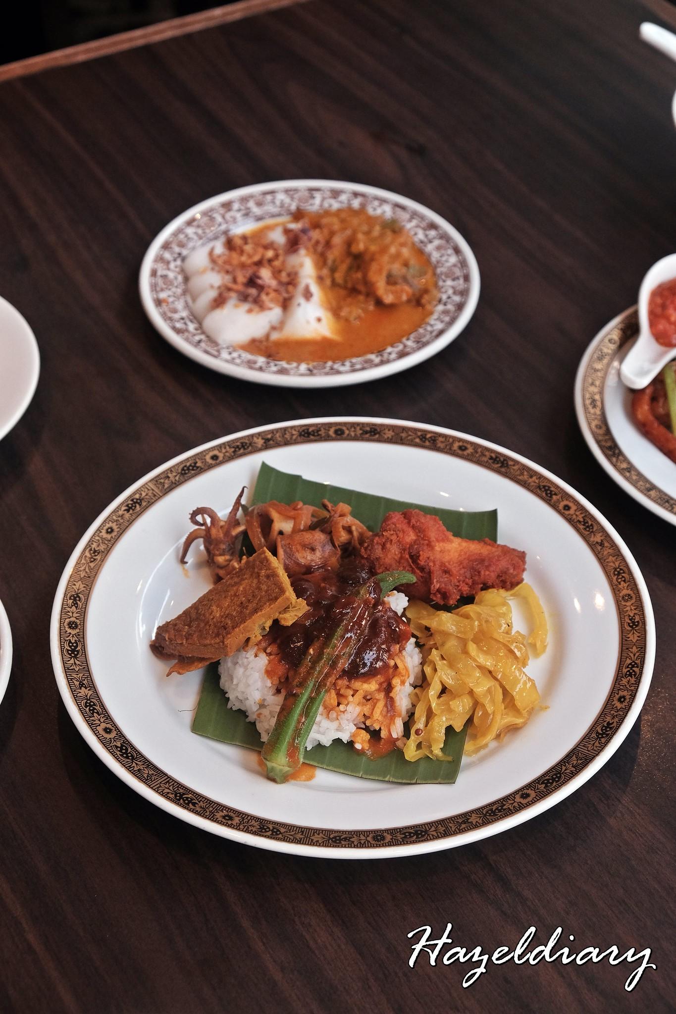White Rose Cafe-York Hotel Buffet-Nasi Kandar