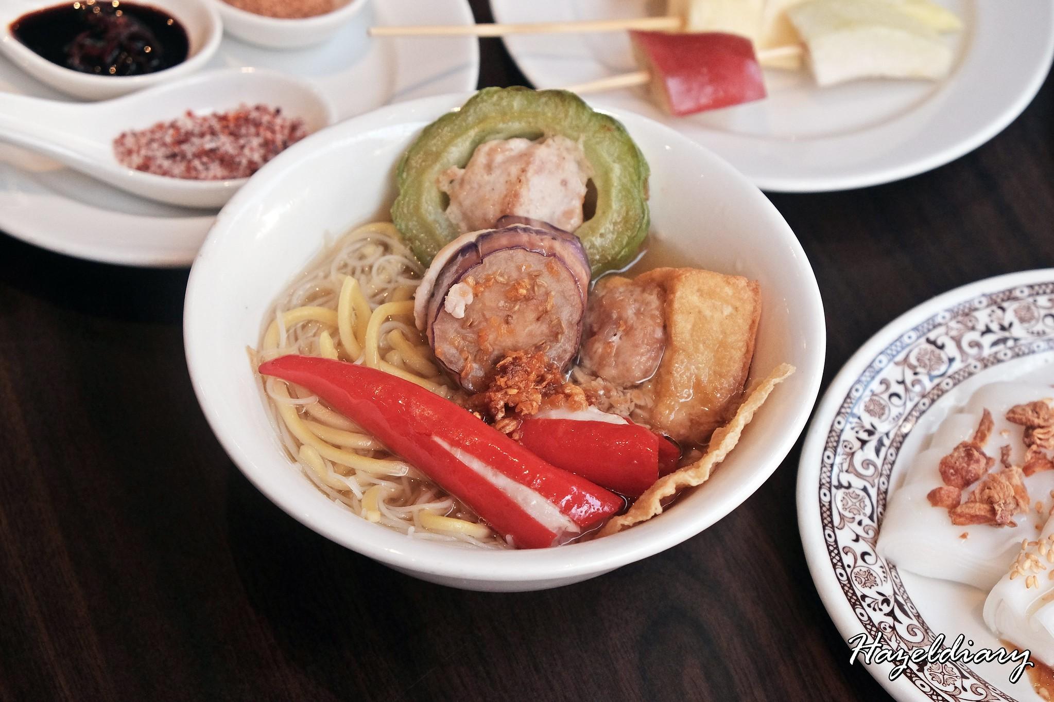 White Rose Cafe-York Hotel Buffet-Ipoh Yong Tau Foo