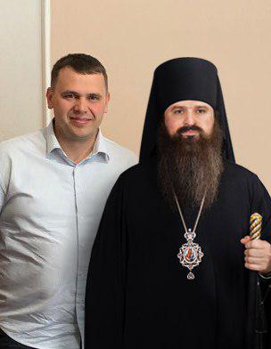 Свидетель Иеговы Андрей Маковей в предвыборной гонке заигрывает даже с православным духовенством