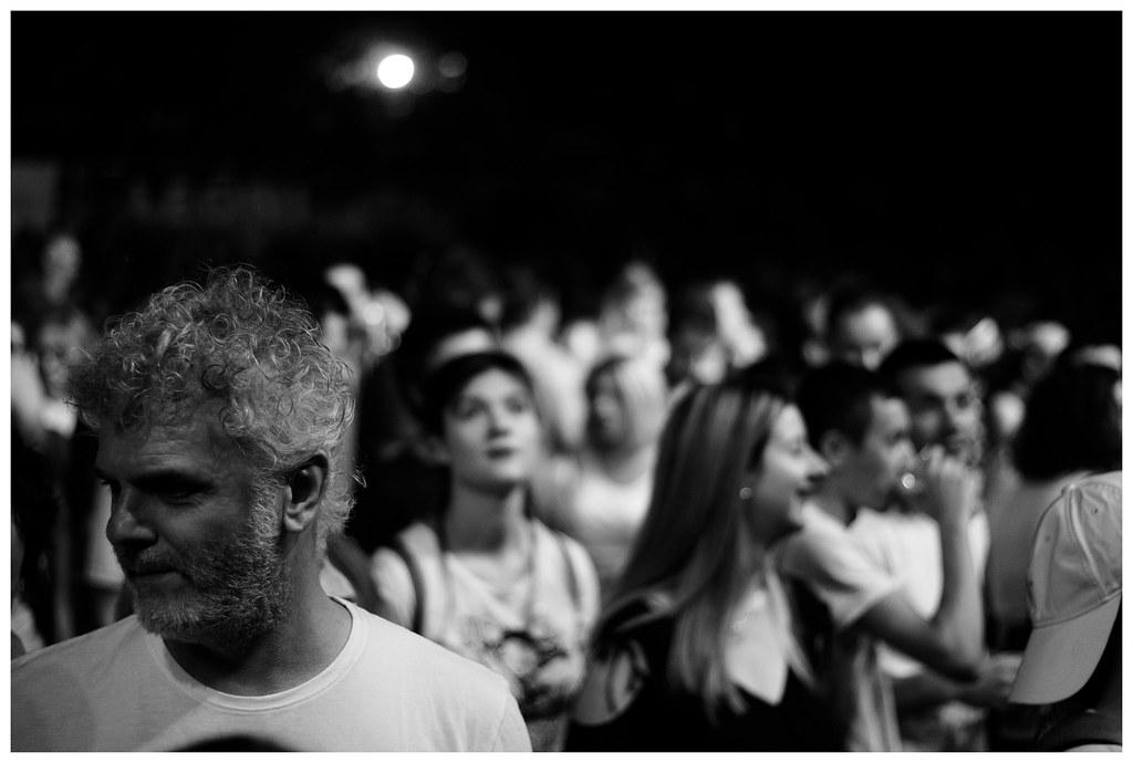 Nisville Jazz Fest 2018. Publika