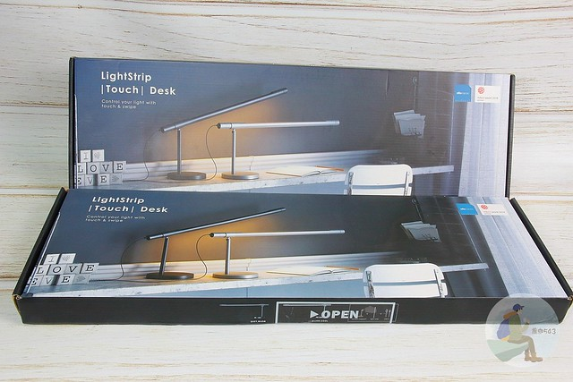 LightStrip Touch 手滑燈,讓您手指滑到哪亮到哪!是檯燈也是氛圍燈