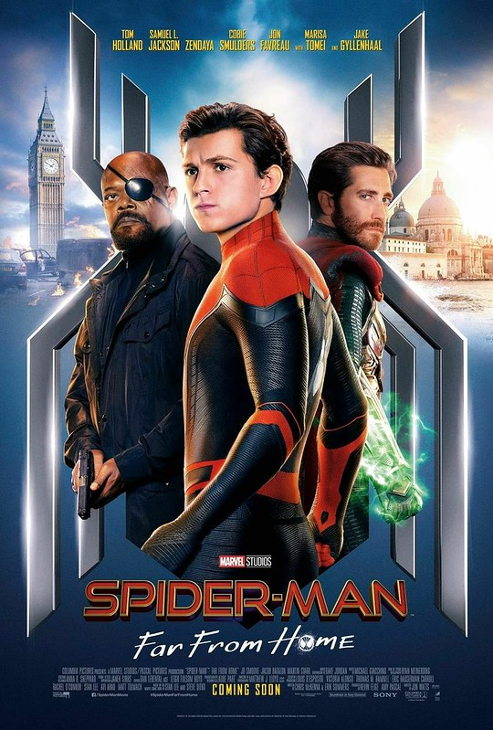 Spider-Man - Far From Home - Poster 6