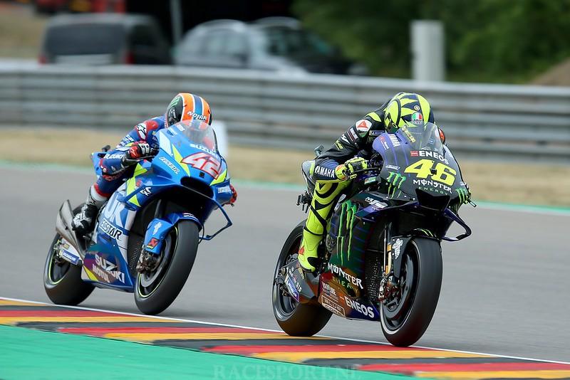 Valentino Rossi & Alex Rins