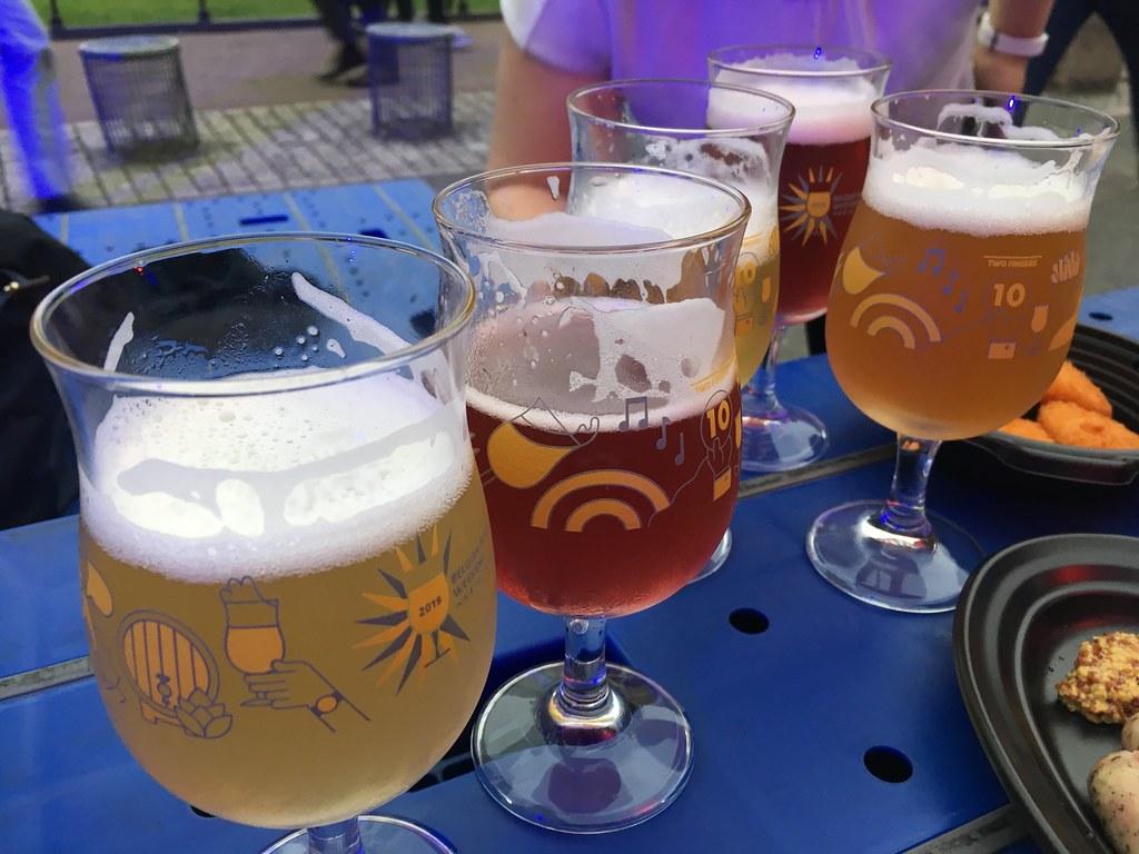 ベルギービールウィークエンド2019@日比谷