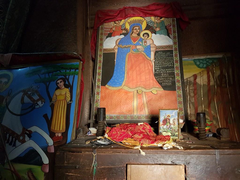 Bet Giyorgis (St. George) Lalibela