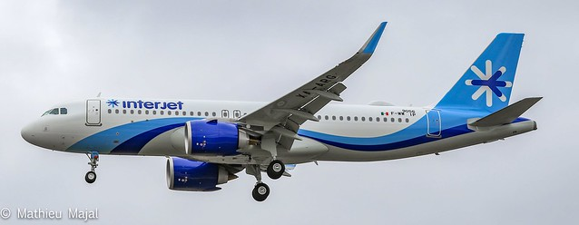 Airbus A320-200Neo / Interjet