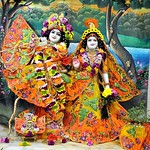 ISKCON London Deity Darshan 04 July 2019