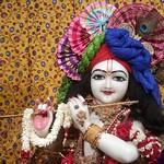 ISKCON Narasaraopet Deity Darshan 05 July 2019