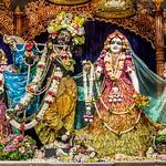 ISKCON Mayapur Deity Darshan 05 July 2019